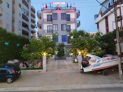 Отель Sanremo Hotel Restorant 3* Дуррес Албания