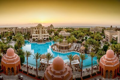 Отель Makadi Palace 5* Макади Бей Египет