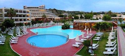 Отель Smartline Cosmopolitan Hotel 4* о. Родос Греция
