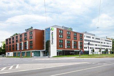 Отель Campanile Wroclaw Centrum Hotel 3* Вроцлав Польша