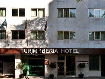 Отель Turim Iberia Hotel 4* Лиссабон Португалия
