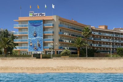 Отель Surf-Mar 4* Коста Брава Испания