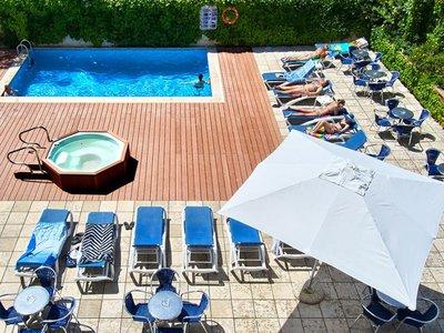 Отель Checkin Blanes 3* Коста Брава Испания