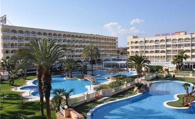 Отель Evenia Olympic Park 4* Коста Брава Испания