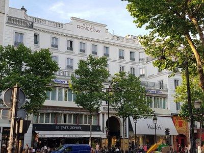 Отель Best Western Hotel Ronceray Opera 3* Париж Франция