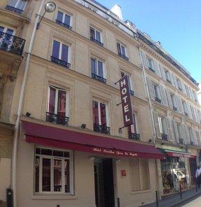 Отель Pavillon Opera Lafayette 3* Париж Франция
