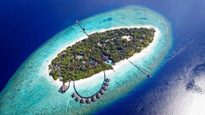 Отель Adaaran Select Meedhupparu 4* Раа Атолл Мальдивы