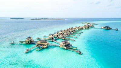 Отель Angsana Velavaru 5* Даалу Атолл Мальдивы