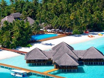 Отель Medhufushi Island Resort 5* Мулаку (Миму) Атолл Мальдивы