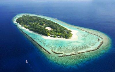 Отель Royal Island Resort & Spa 5* Баа Атолл Мальдивы