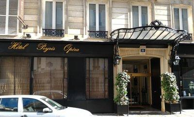 Отель Peyris Opera Hotel 3* Париж Франция
