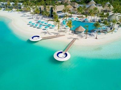 Отель Kandima Maldives 5* Даалу Атолл Мальдивы