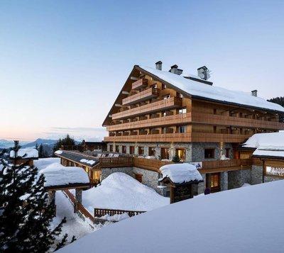 Отель Allodis Hotel 4* Мерибель Франция