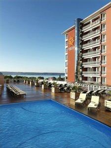 Отель Grand Hotel Portoroz 4* Порторож Словения