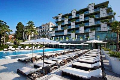 Отель Kempinski Palace Portoroz Istria 5* Порторож Словения