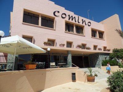 Отель Comino Hotel 4* о. Комино Мальта