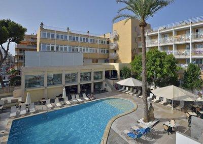 Отель Hispania Hotel 4* о. Майорка Испания