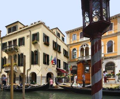 Отель Violino D'oro Hotel 3* Венеция Италия