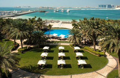 Отель Le Meridien Mina Seyahi Beach Resort & Marina 5* Дубай ОАЭ