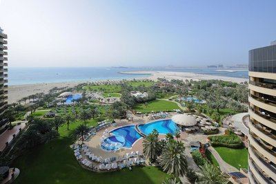 Отель Le Royal Meridien Beach Resort & Spa 5* Дубай ОАЭ