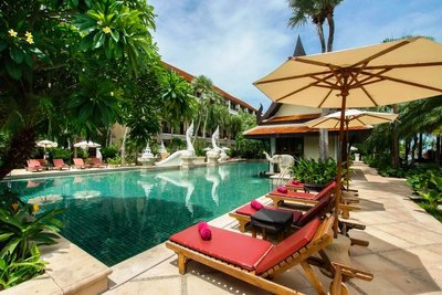 Отель Dor-Shada Resort by The Sea 4* Паттайя Таиланд