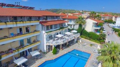 Отель Tropical 4* Халкидики – Кассандра Греция