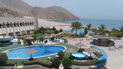 Отель Golden Tulip Resort Dibba 4* Фуджейра ОАЭ
