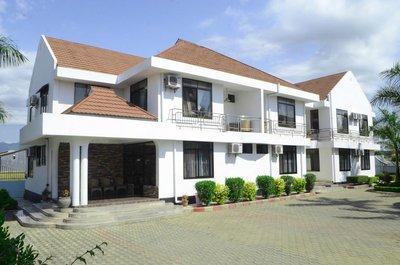 Отель Vamos Hotel 2* Дар-эс-Салам Танзания