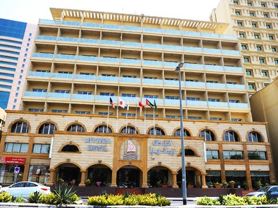 Отель Riviera Hotel 4* Дубай ОАЭ