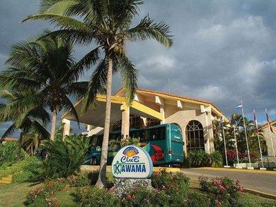Отель Gran Caribe Club Kawama Hotel 3* Варадеро Куба