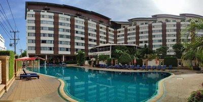 Отель Mountain Beach Hotel 4* Паттайя Таиланд
