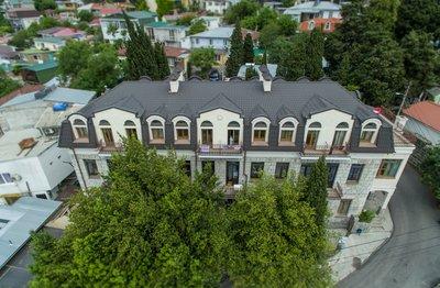 Отель Аквилон 3* Алупка Крым