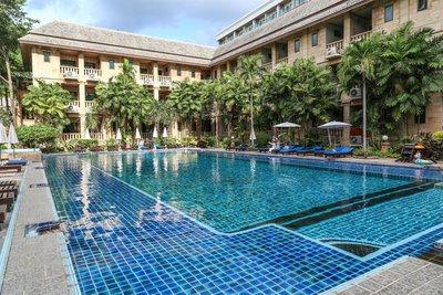 Отель Plumeria Serviced Apartment 3* Паттайя Таиланд