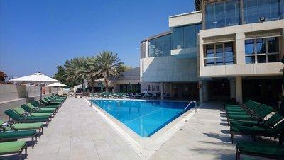 Отель Sheraton Dubai Creek Hotel & Towers 5* Дубай ОАЭ