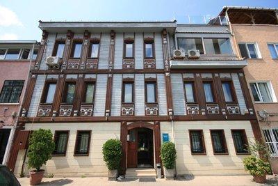 Отель Mangana Konak Hotel 4* Стамбул Турция