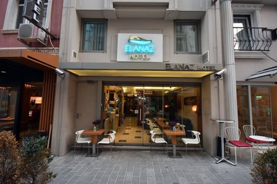 Отель Elanaz Hotel 3* Стамбул Турция