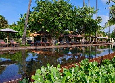 Отель Saree Samui Resort & Spa 4* о. Самуи Таиланд
