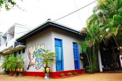 Отель Oasis Wadduwa 2* Ваддува Шри-Ланка