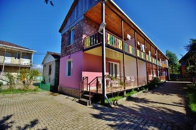 Отель LeLeKa-House 2* Уреки Грузия