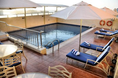 Отель Al Hamra Hotel 4* Шарджа ОАЭ