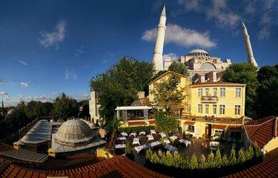 Отель Ottoman Hotel Imperial 4* Стамбул Турция