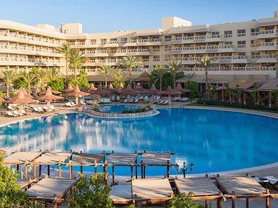 Отель Sindbad Aqua Hotel 4* Хургада Египет