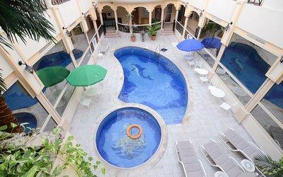 Отель Al Seef Hotel 3* Шарджа ОАЭ