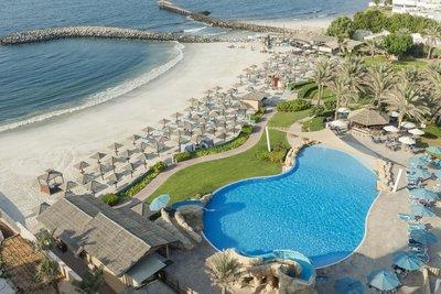 Отель Coral Beach Resort Sharjah 4* Шарджа ОАЭ