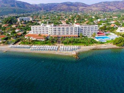 Отель Bomo Calamos Beach 3* Аттика Греция