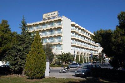 Отель Fenix Hotel 4* Афины Греция
