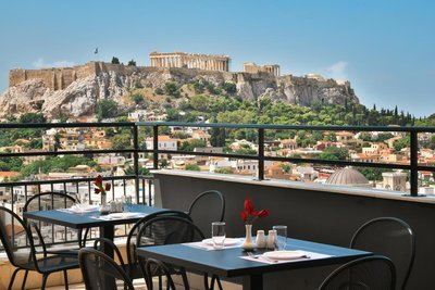 Отель Astor Hotel 4* Афины Греция