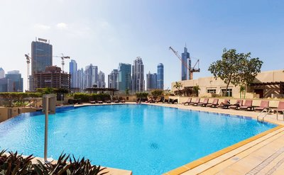 Отель Ramada Downtown Burj Dubai 4* Дубай ОАЭ