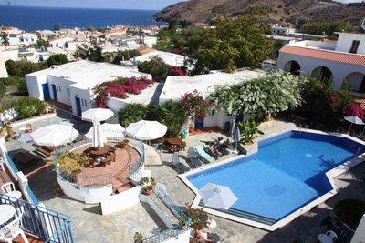 Отель Kirki Village 3* о. Крит – Ретимно Греция