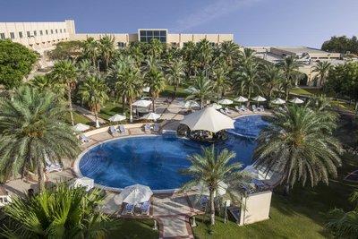 Отель Mafraq Hotel Abu Dhabi 4* Абу Даби ОАЭ